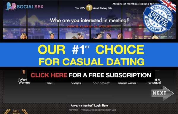 SocialSex screenshot