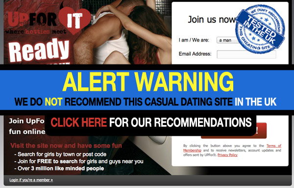 Not for dating website
